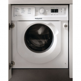 Hotpoint 7kg/5kg 1200 Spin Washer Dryer - B Rated
