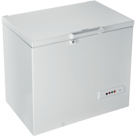 Hotpoint 101cm Chest Freezer - White - A+
