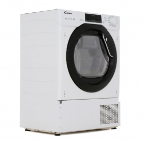 Candy 7kg Integrated Tumble Dryer - White - A+ Rated