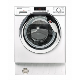 Hoover 8kg 1400 Spin Washing Machine - White - A+++ Rated