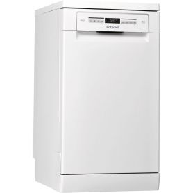 Hotpoint 45cm Dishwasher - White - A++ Rated