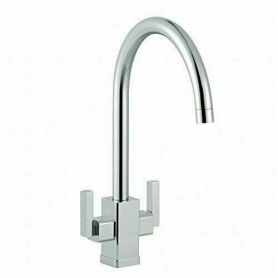 Smeg Chrome Brass Tap