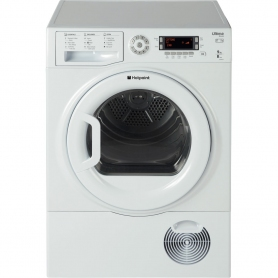 Hotpoint 9kg Tumble Dryer - White - B Rated