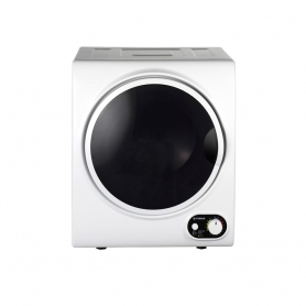 Teknix 2.5kg Compact Dryer - White - C Rated
