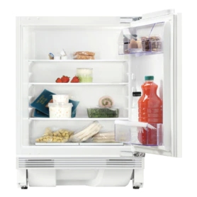 Zanussi 60cm Built In Fridge - White - A Rated